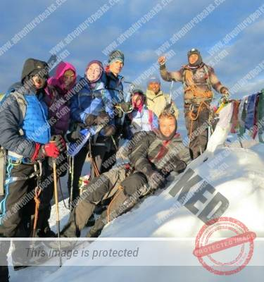 Stok Kangri Expedition with Adventure Peaks