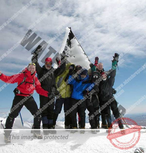 Winter Mountaineering Morocco with Adventure Peaks