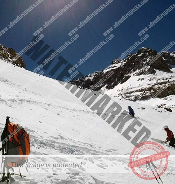 Winter Mountaineering morocco12