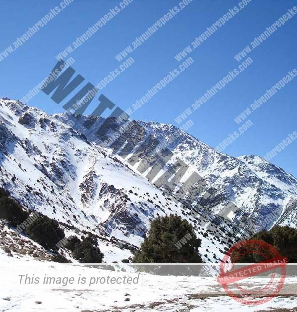 Winter Mountaineering morocco18