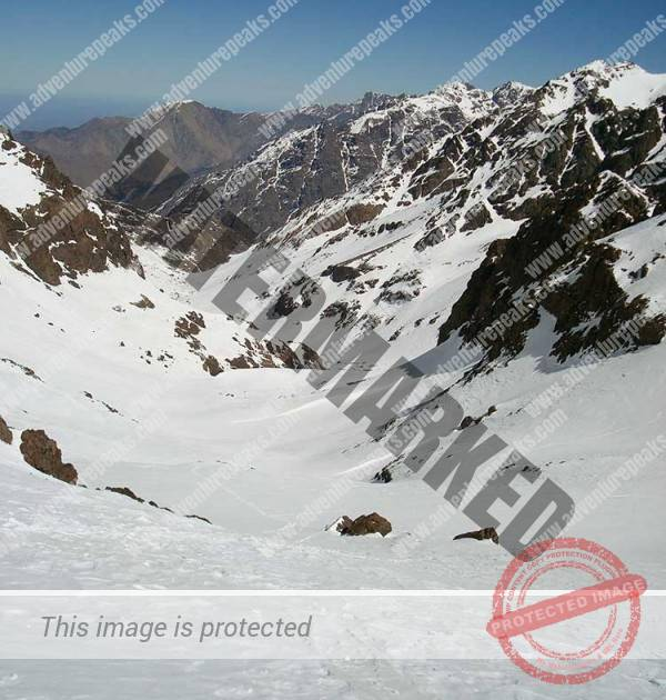 Winter Mountaineering morocco20