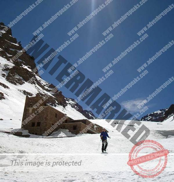 Winter Mountaineering morocco22