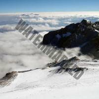 Aconcagua Summit day views