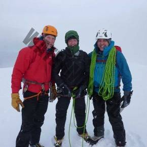 Introduction to Snow & Ice Climbing