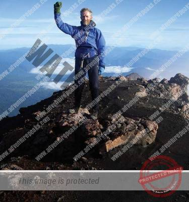 Mount Gunung Kerinci expedition
