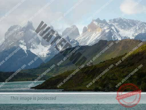 late-afternoon-sun-on-Torres-de-Paine