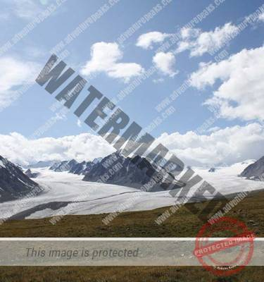 Mongolia's Altai Mountains