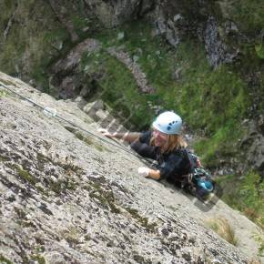 Rock Climbing Improver Course
