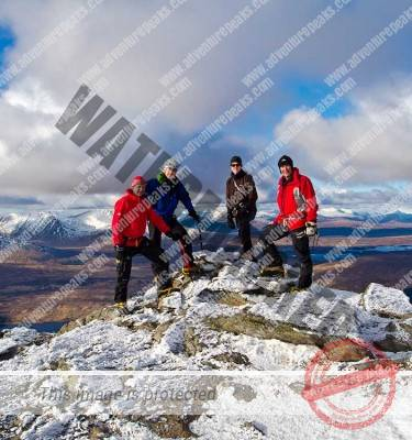 Scottish Winter Mountain courses