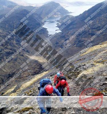 The Skye Cuillin Traverse