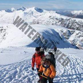 Winter Expedition skills training