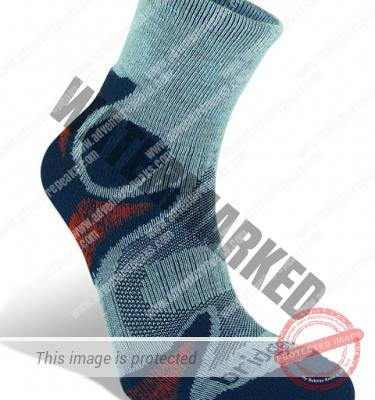 Bridgedale X-Hale trailhead Sock
