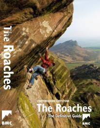 Bmc climbing guide book: staffordshire gritstone the roaches.