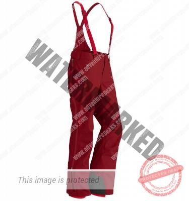spire pant red