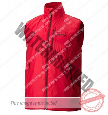 Isothermvest-Red