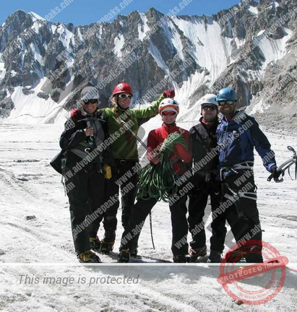 Expedition and Alpine Training