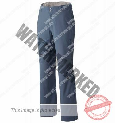 Womens Stretch Ozonic Pant - Front
