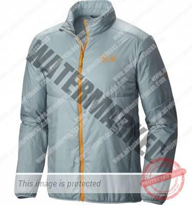 Micro thermostatic jacket - Ice Shadow