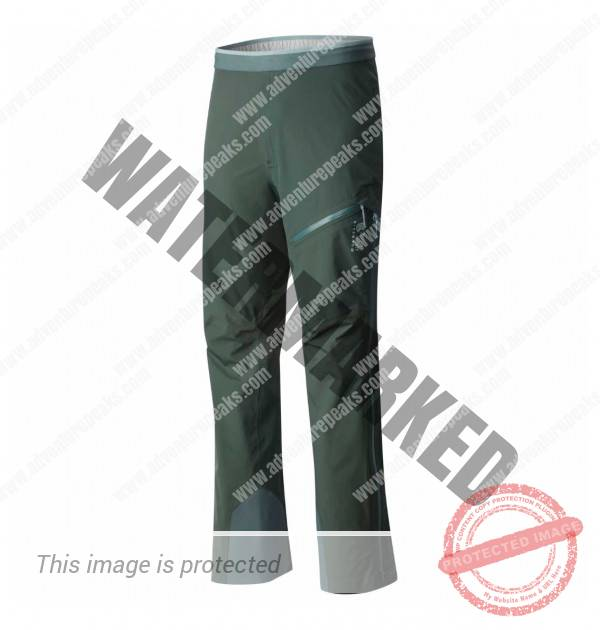 Quasar Lite pant in Thunderhead/Grey