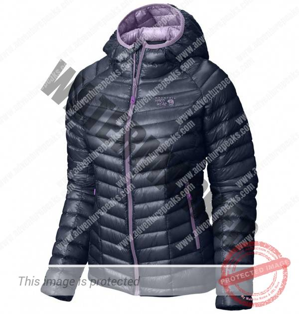 Mountain Hardwear Women's Ghost Whisperer Hooded Jacket