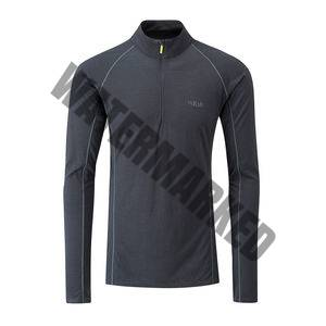 Rab Merino+ 120 Long Sleeve Zip