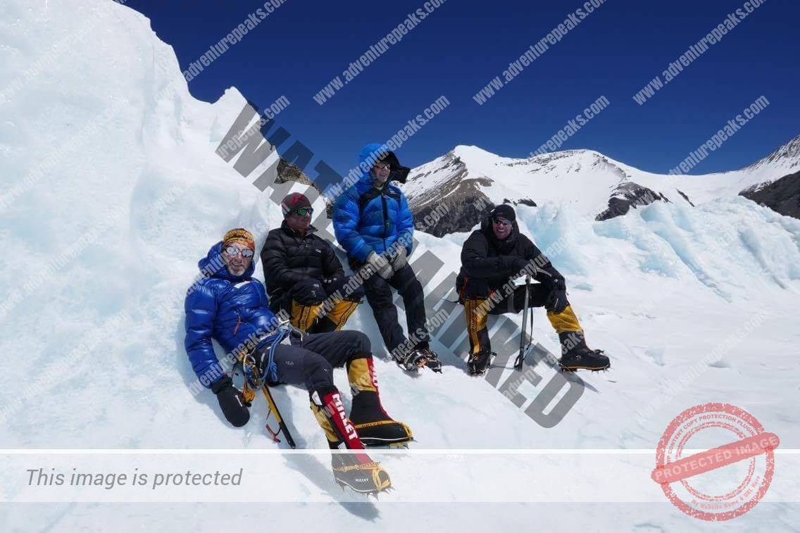 Learn alpine skills in the beautiful setting of the Lantang valley.