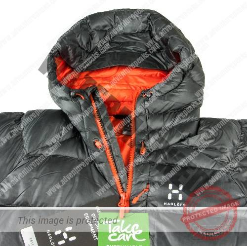 Haglofs Essens III Down Hooded Jacket