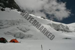 The route to camp 3