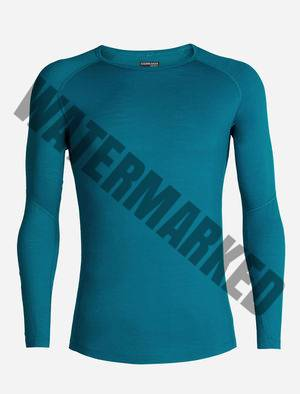 Icebreaker BodyfitZONE 150 Zone Long Sleeve Crewe