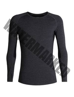 Icebreaker BodyfitZONE 200 Zone Long Sleeve Crewe