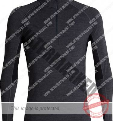 Icebreaker BodyfitZONE 260 Long Sleeve Half Zip