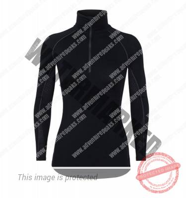 Icebreaker Women's 200 Zone Half Zip
