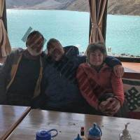 Chilling in Gokyo