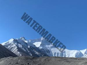 First Close Up Views of Everest For Adventure Peaks 2019 Team