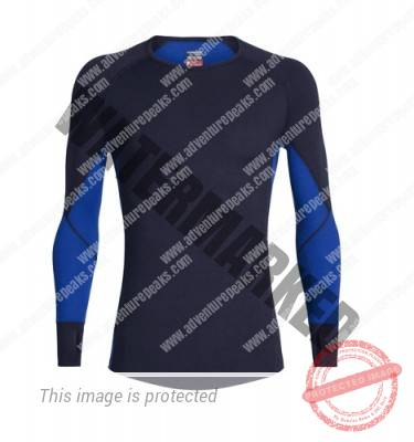 Icebreaker 260 Zone Long Sleeve Crewe