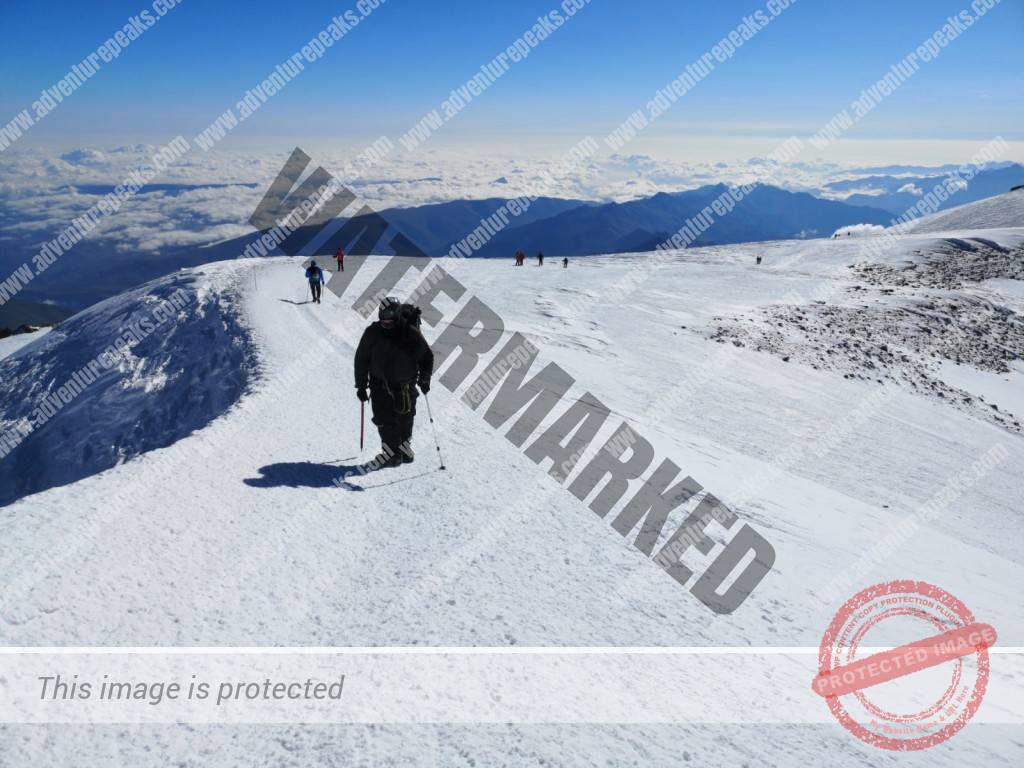 20 Elbrus summit