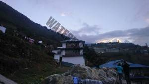 Views from Namche