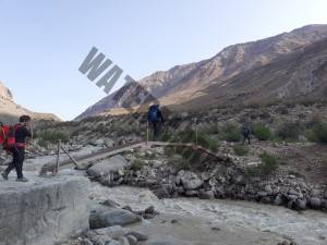 Adventure Peaks 4th Jan Aconcagua 2020 Bridge Crossing 1