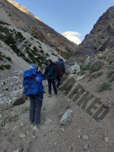 Adventure Peaks 4th Jan Aconcagua 2020 Relinchos Valley 1