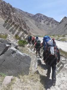 Adventure Peaks 4th Jan Aconcagua 2020 Vacas Valley 1