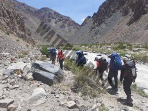 Adventure Peaks 4th Jan Aconcagua 2020 Vacas Valley 2