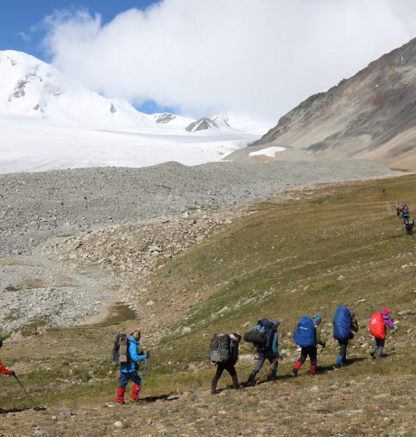 Mt Khuiten