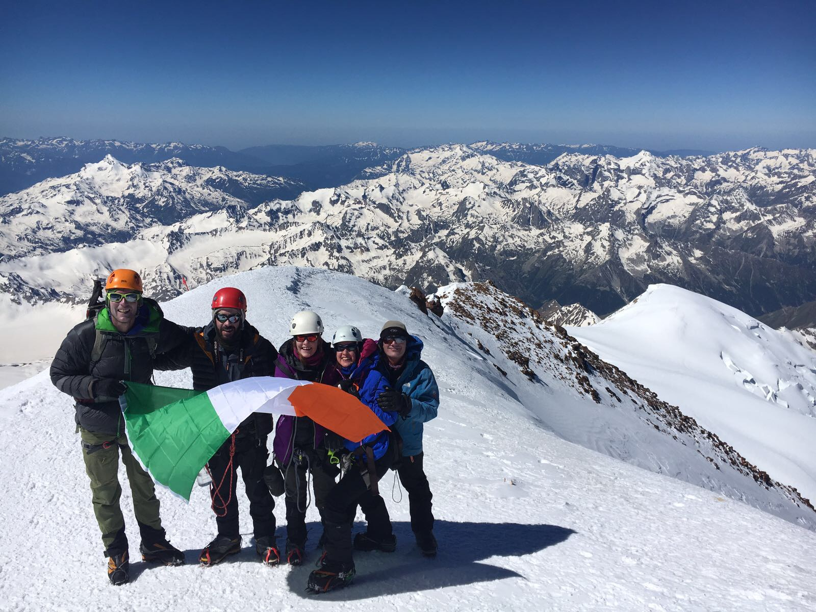 Climbed Elbrus - so what next