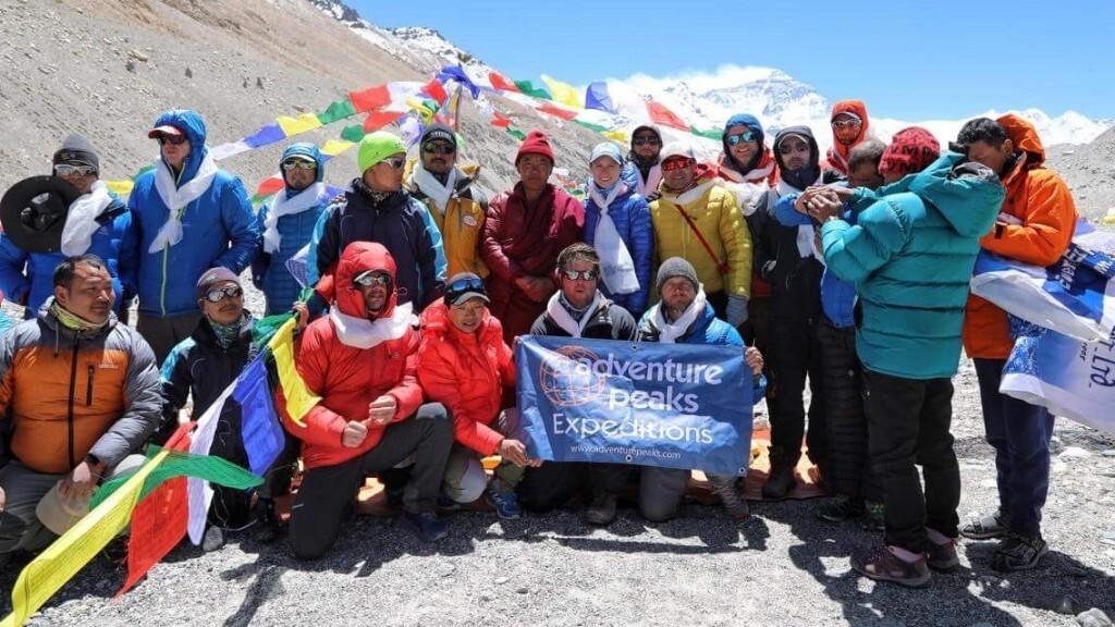 Everest North Ridge Expedition